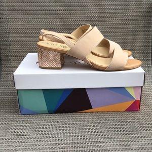 Katy Perry 2 inch Block heel/sandal